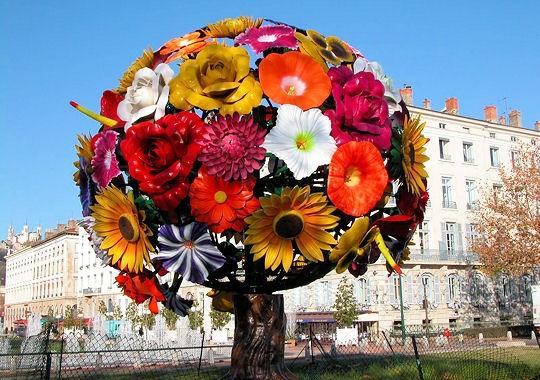 arbre en fleur vive le printemps. Black Bedroom Furniture Sets. Home Design Ideas